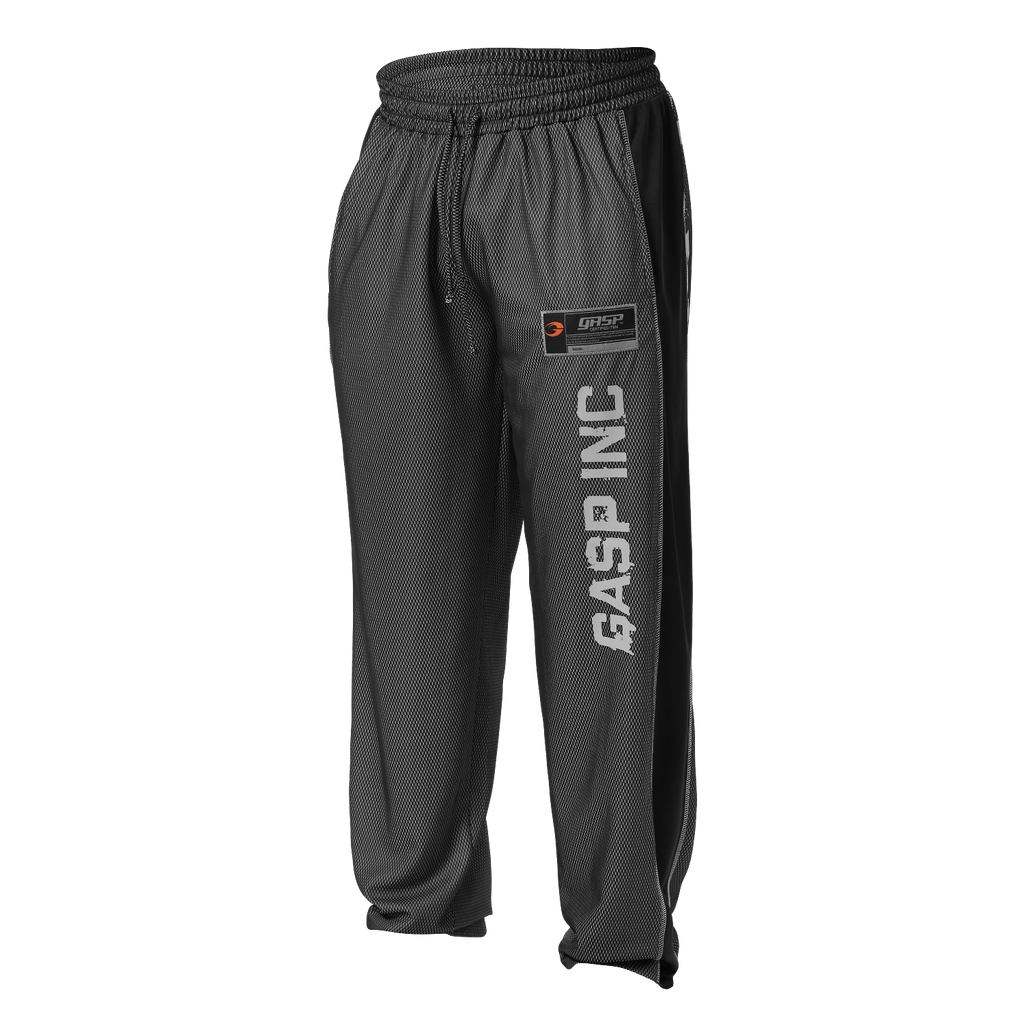 A product image of No1 mesh pant, Black