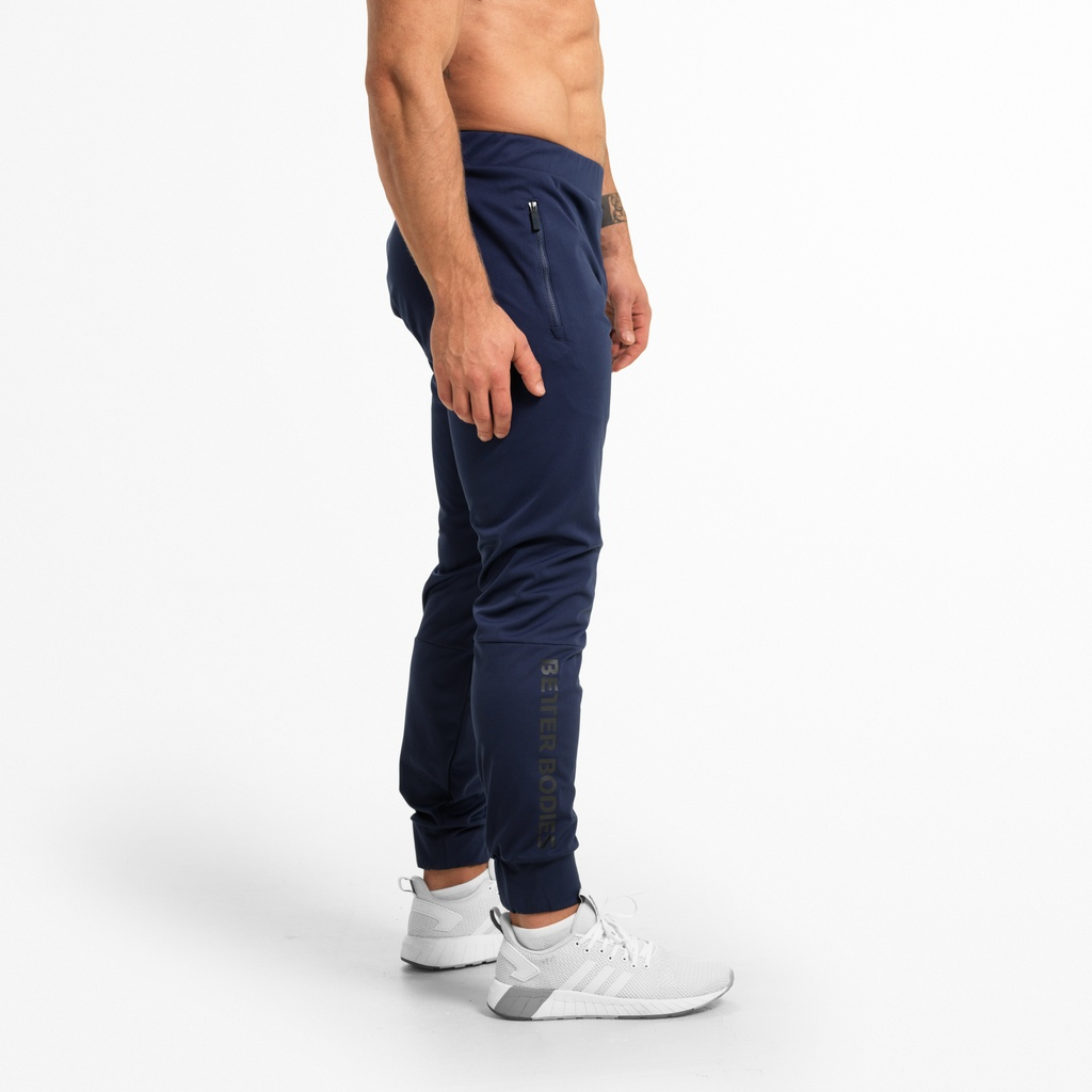 A product image of Varick Track Pants, Dark Navy