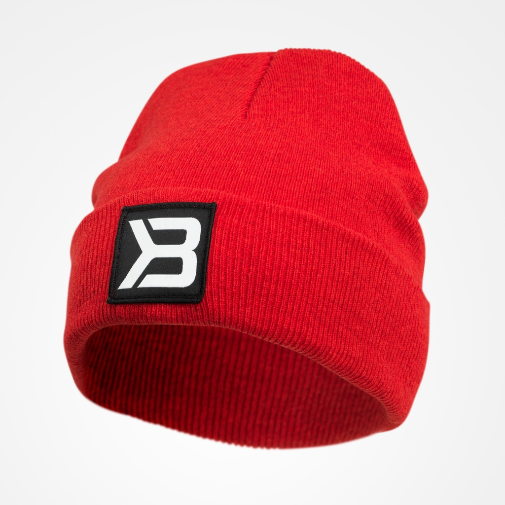 A product image of Tribeca Beanie, Bright Red