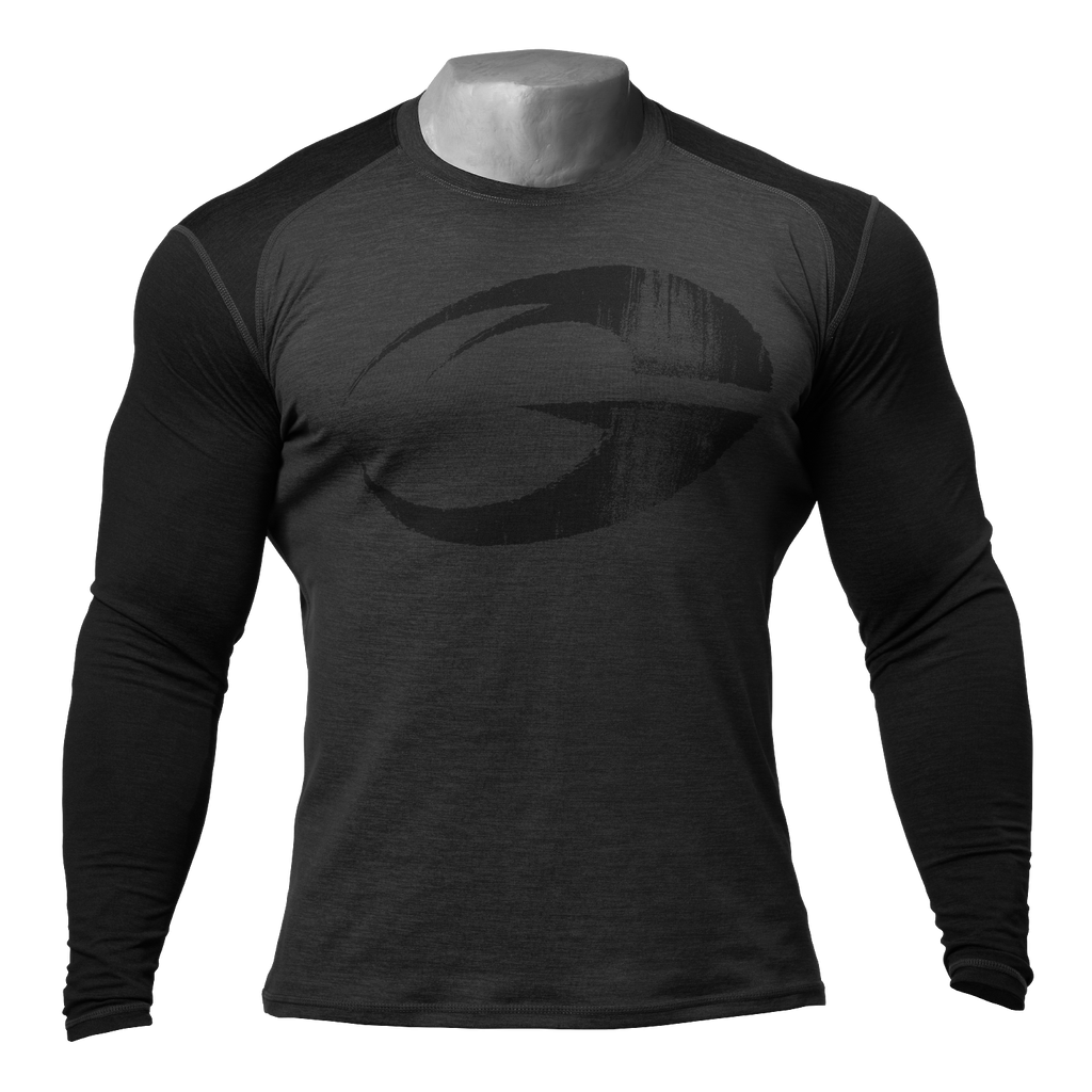 A product image of Ops edition LS, Grey/black