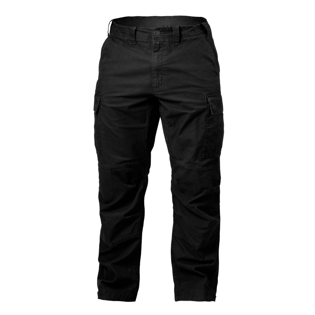 A product image of Rough cargo pant, Wash black