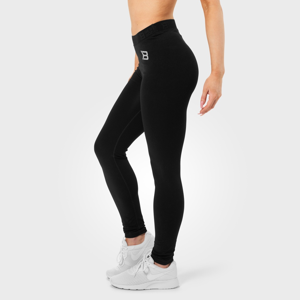 A product image of Astoria curve leggings, Black