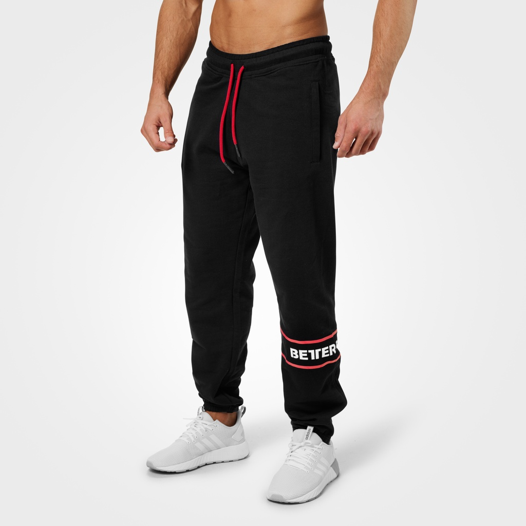 A product image of Tribeca Sweat Pants, Black