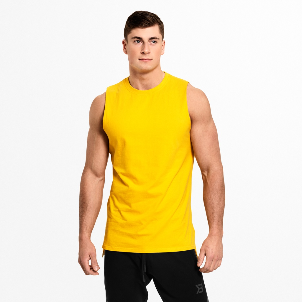 A product image of Bronx Tank, Yellow