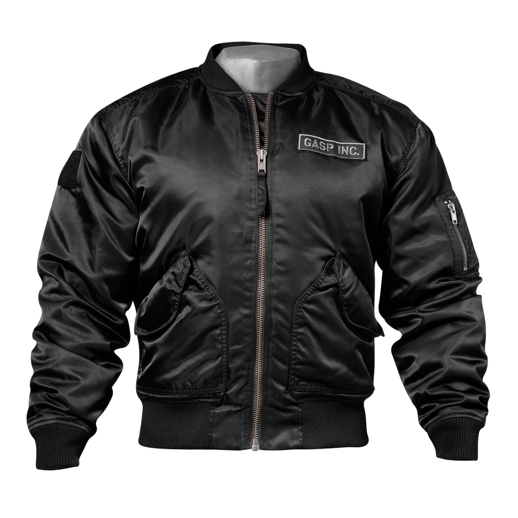 A product image of GASP Utility jacket, Black