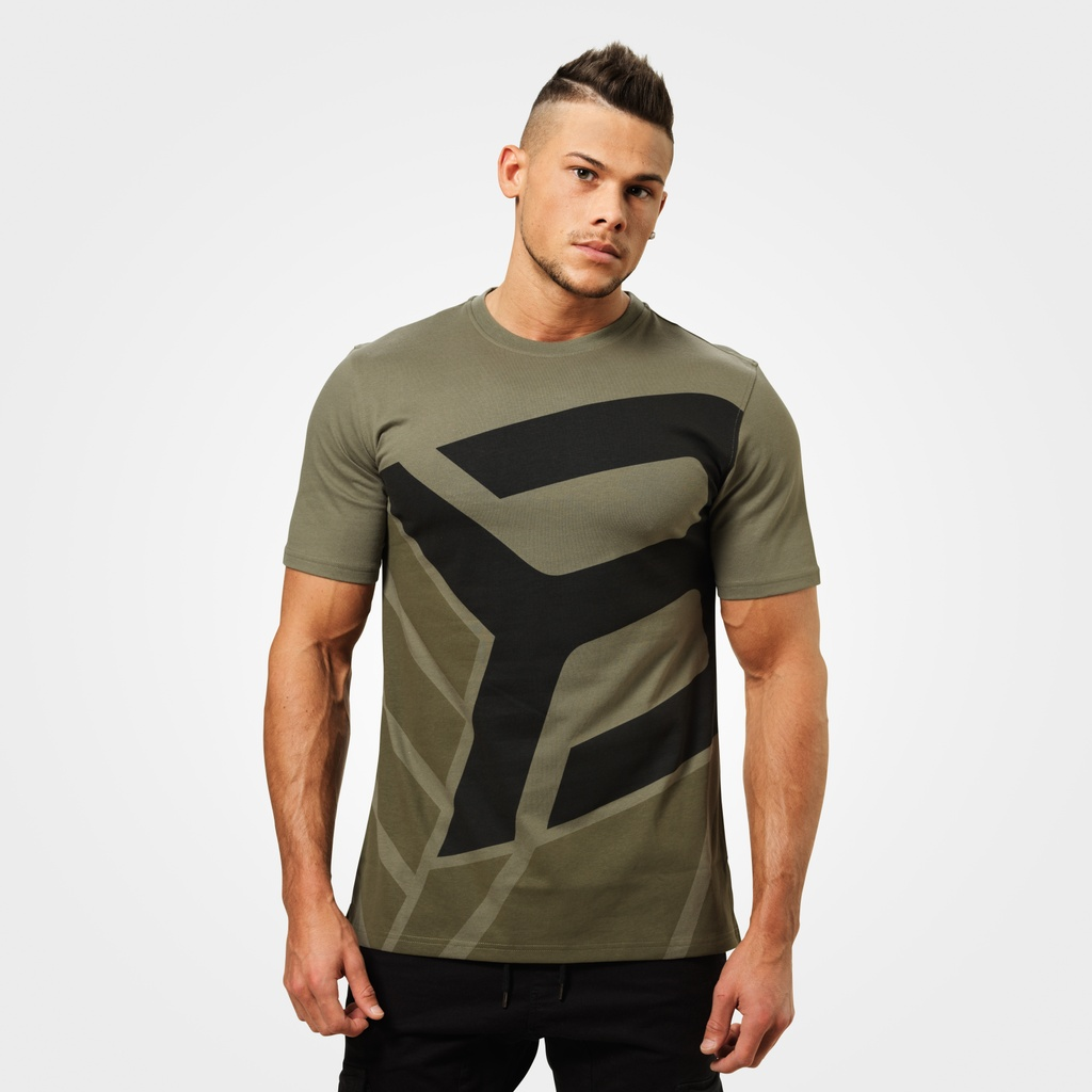A product image of Bronx Tee, Wash Green