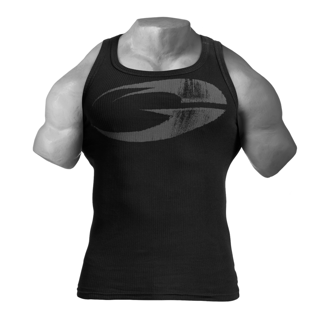 A product image of Original Ribbed Tank, Black