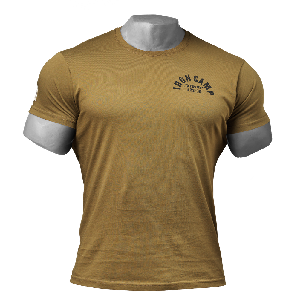 A product image of Throwback tee, Military olive