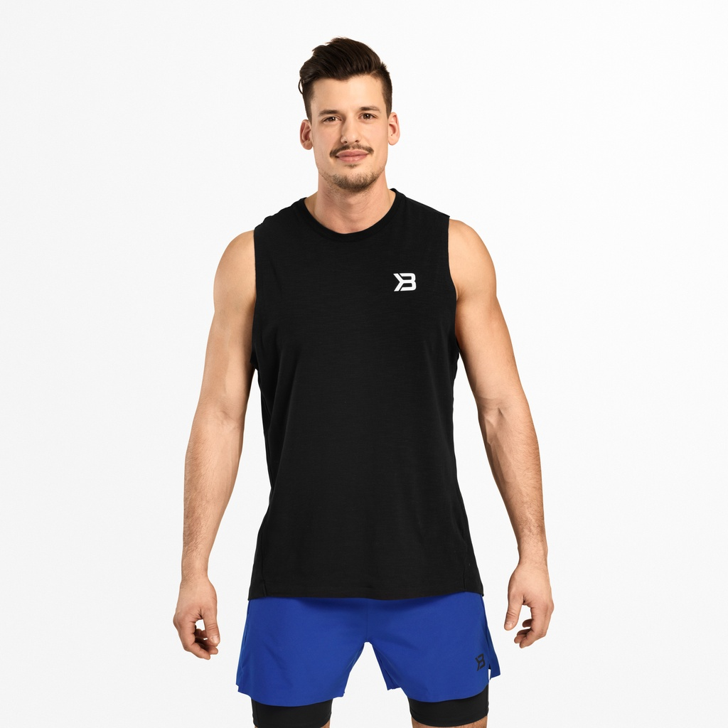 A product image of Varick Tank, Black