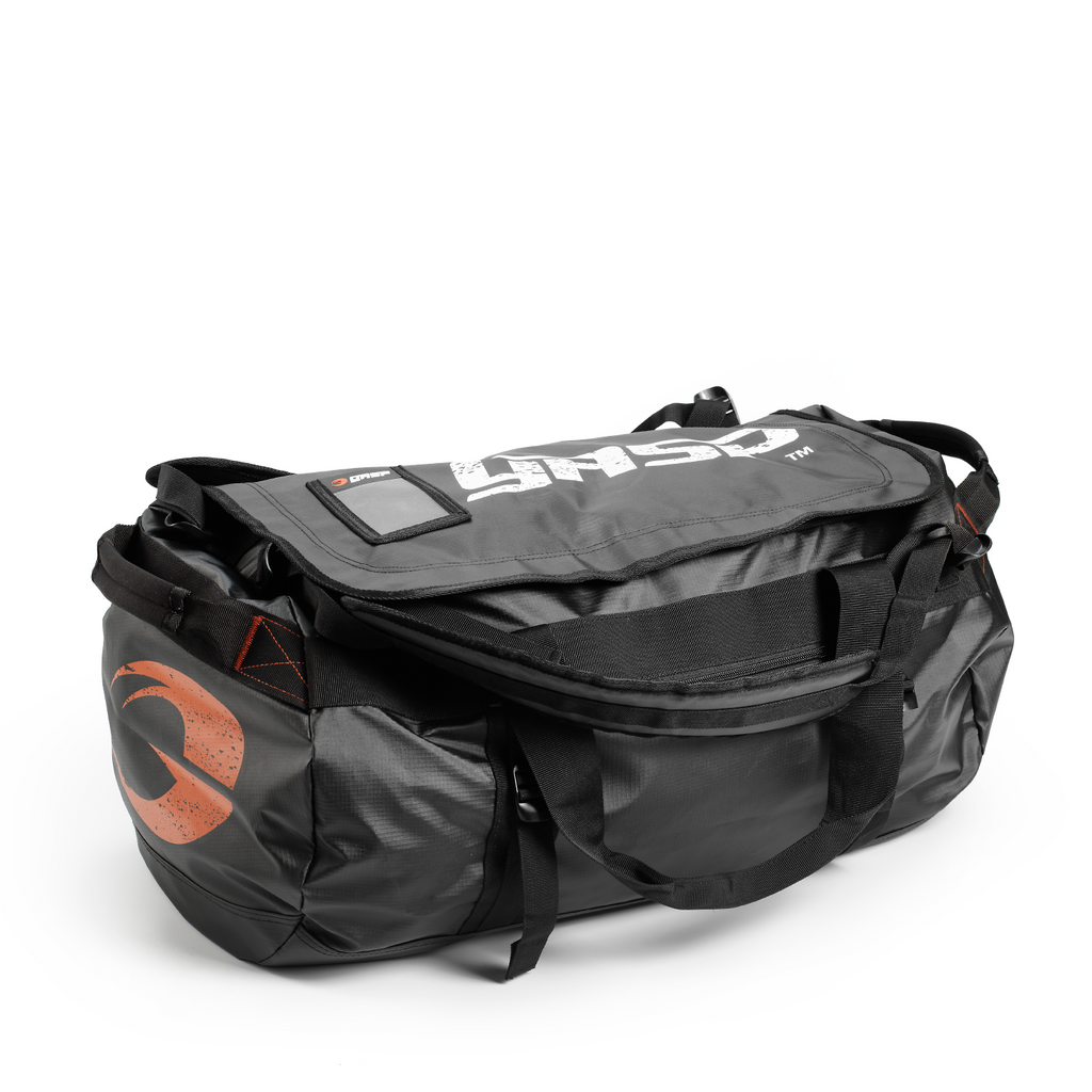 A product image of GASP Duffel bag, Black