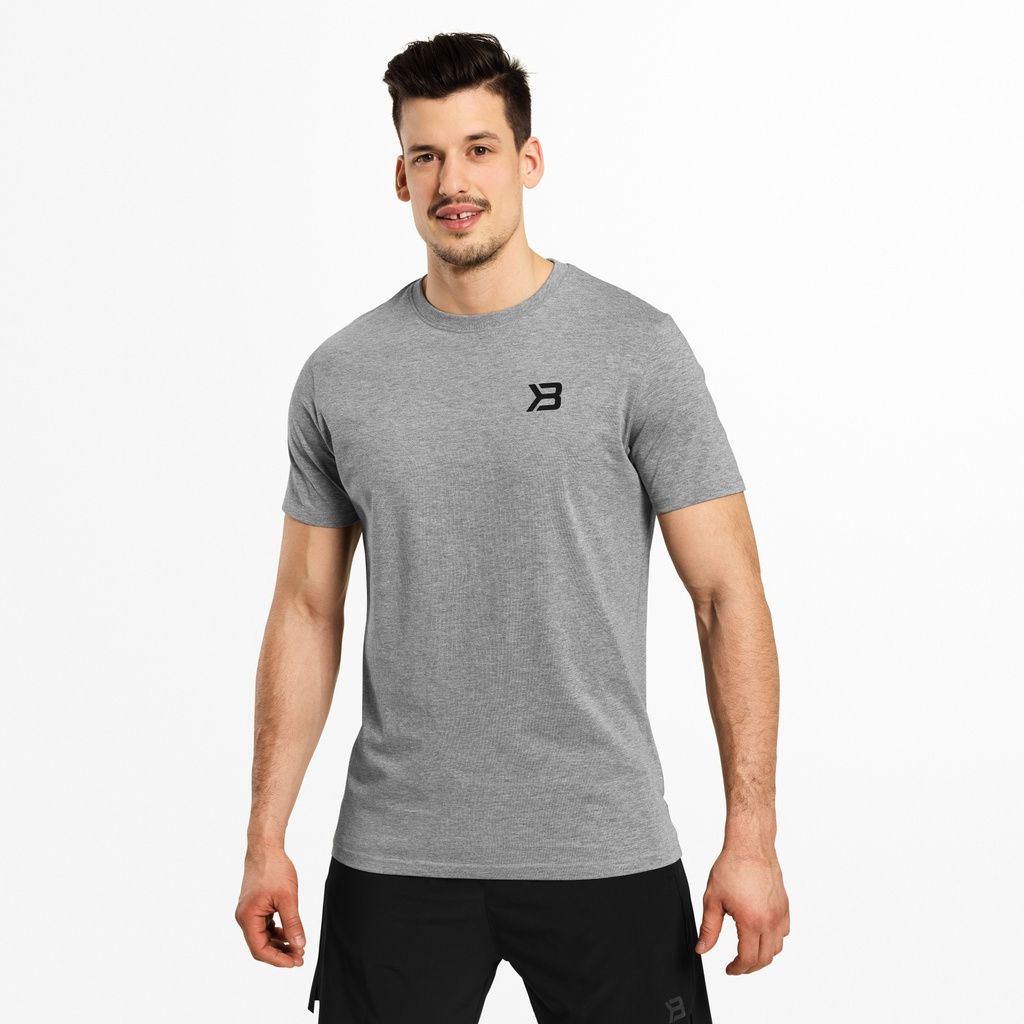 A product image of Essential Tee, Greymelange