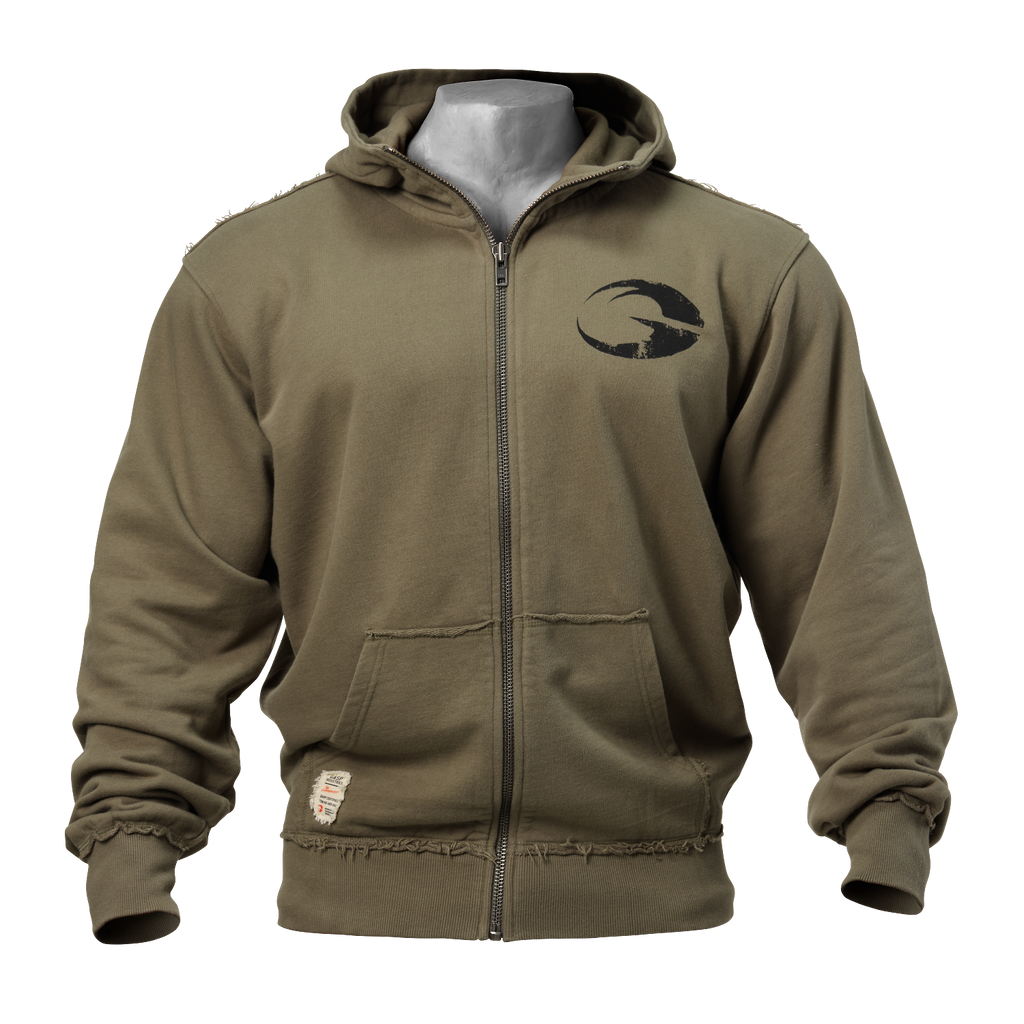 A product image of Original Hoodie, Washed Green
