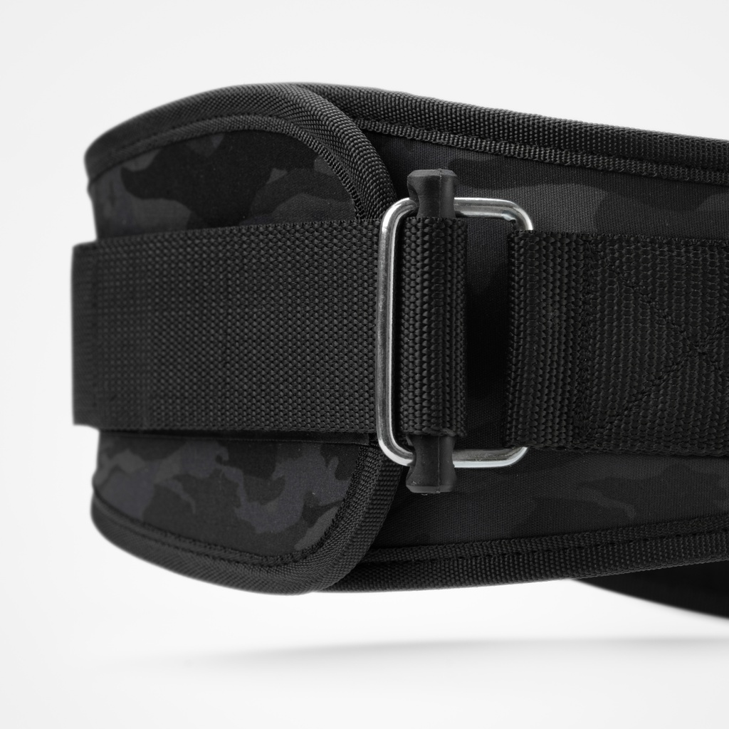 A product image of Camo gym belt, Dark camo