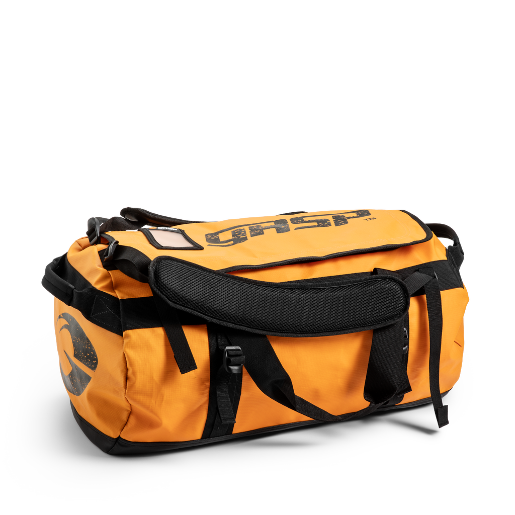 A product image of GASP Duffel bag, GASP Yellow