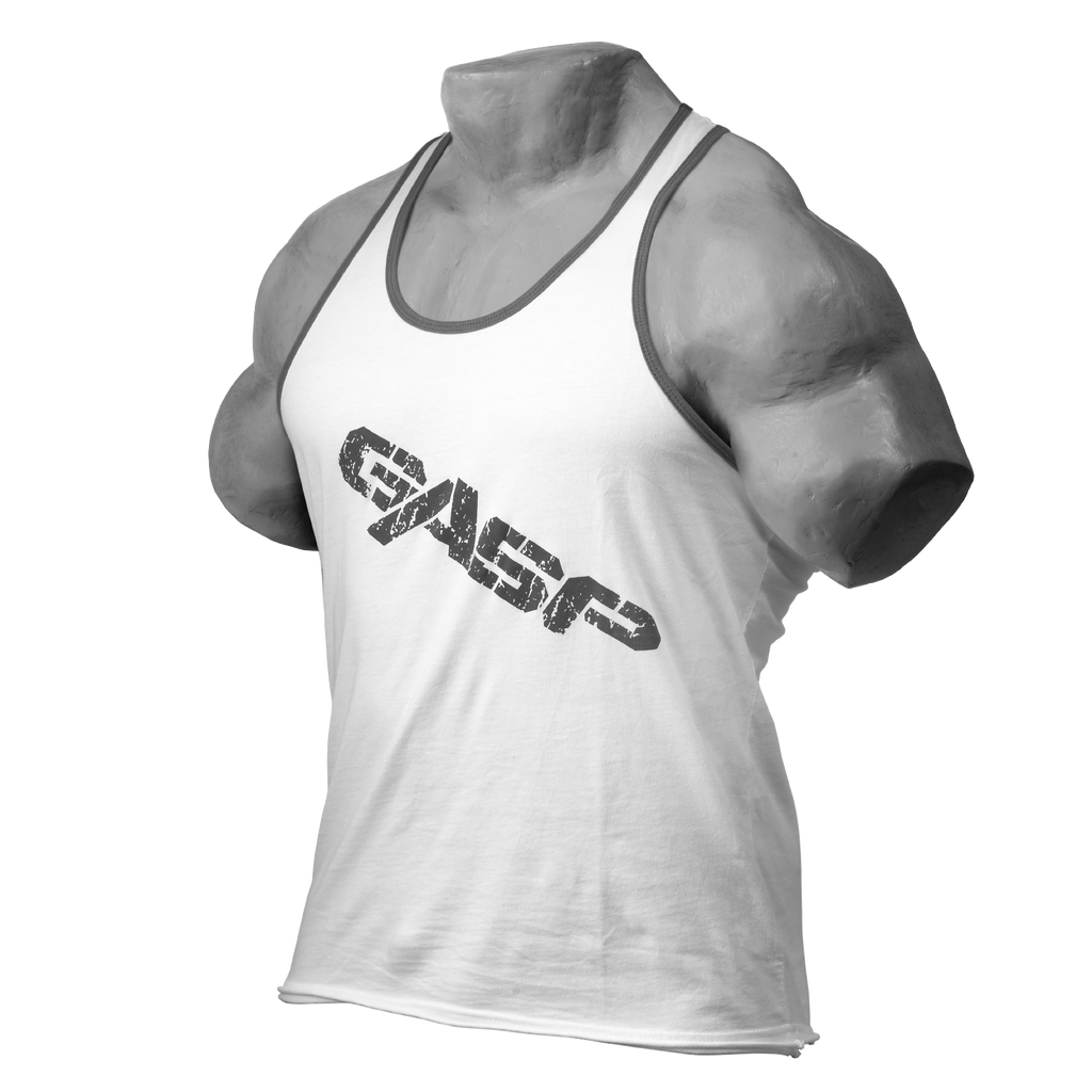 A product image of Vintage T-Back, White