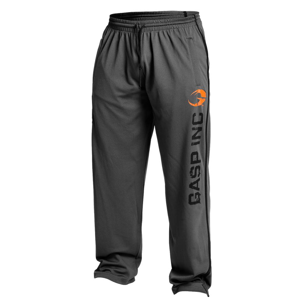 A product image of No 89 mesh pant, Grey