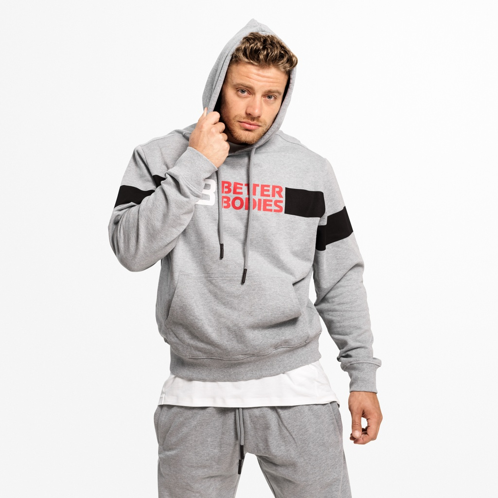 A product image of Tribeca Pullover, Grey Melange