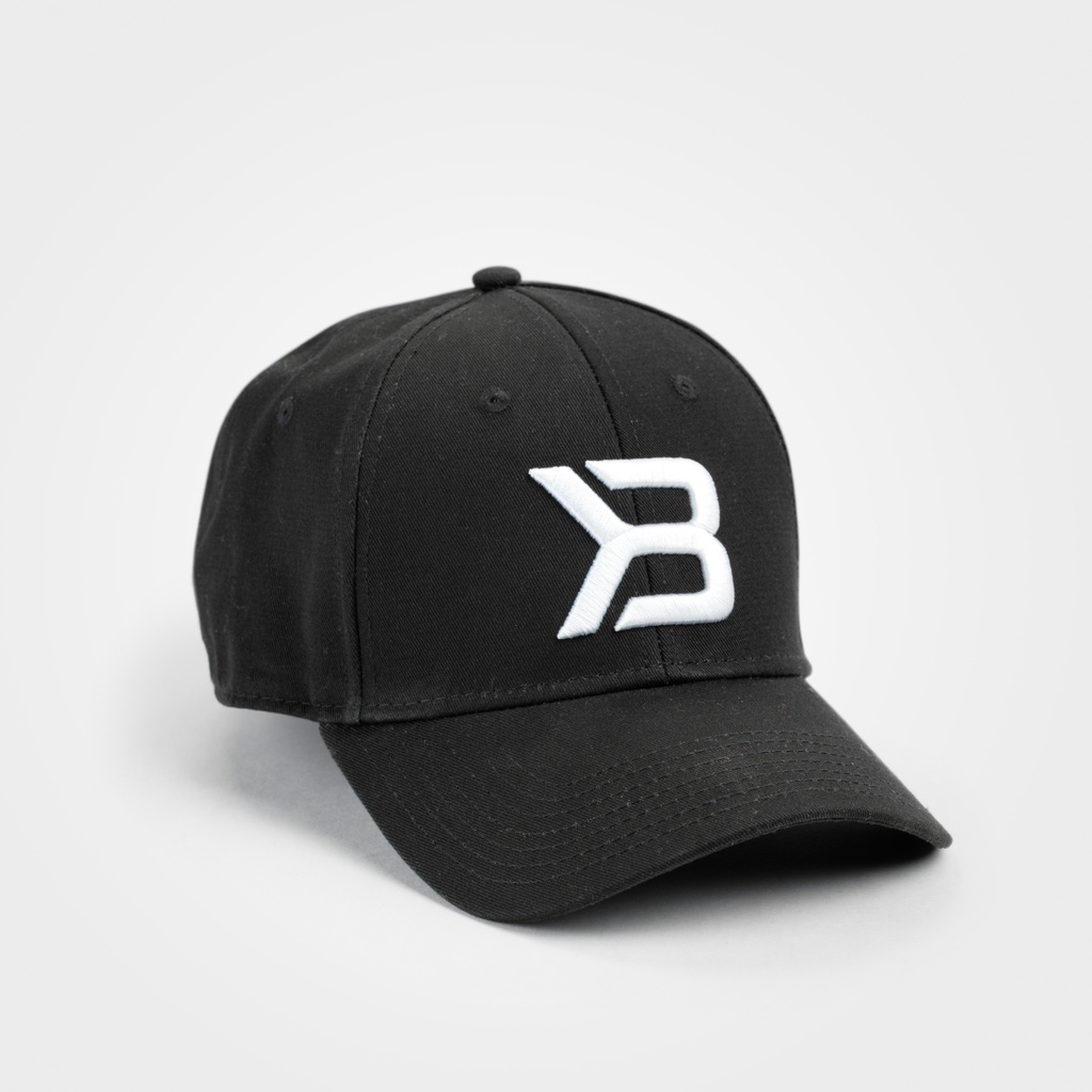 A product image of BB Baseball cap, Black