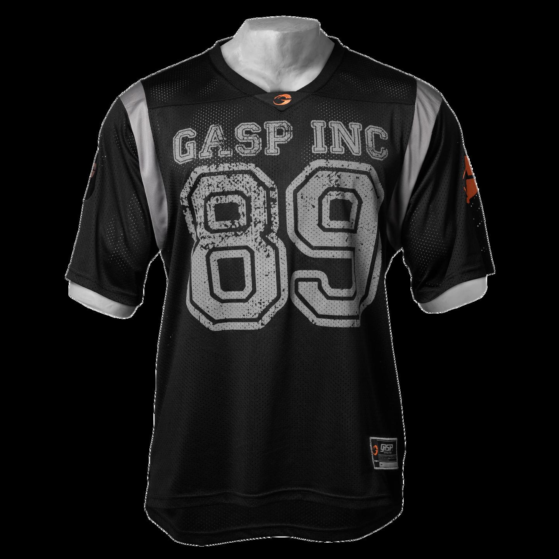 Gasp Custom Jersey Black Gasp