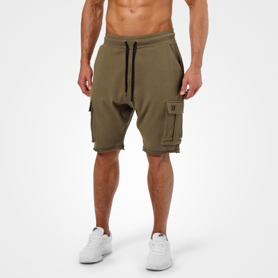 Product photo of Bronx Cargo Shorts, Khaki Green
