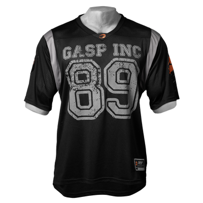Product photo of GASP custom jersey, Black