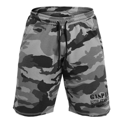 Product photo of Thermal Shorts, Tactical Camo