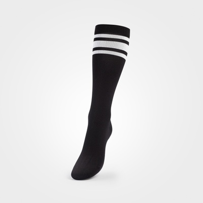 Product photo of Knee socks, Black