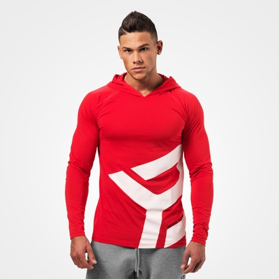 Product photo of Astor ls Hoodie, Bright Red