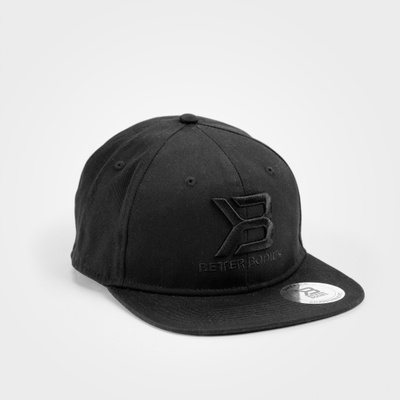 Product photo of Womens flat bill cap, Black