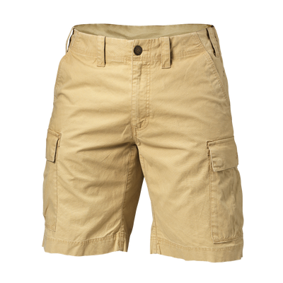 Product photo of Rough cargo shorts, Dark Sand