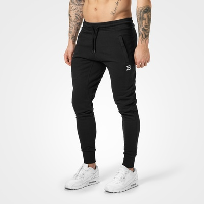 Product photo of Tapered joggers, Black