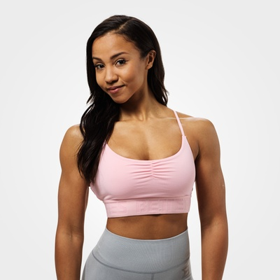 Product photo of Chelsea sports bra, Pale pink