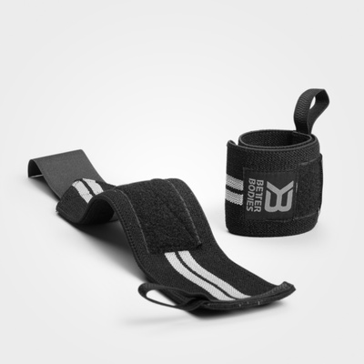 Product photo of Elastic Wrist Wraps, Black