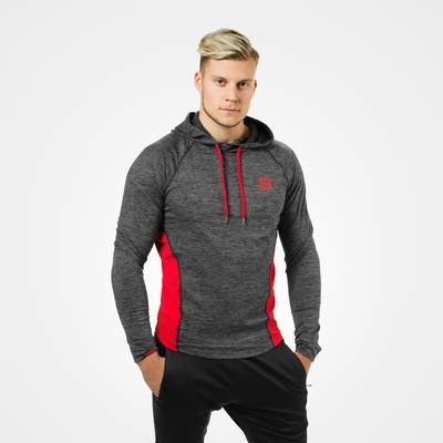 Product photo of Performance mid hood, Graphite/red