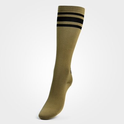 Product photo of Knee socks, Military green