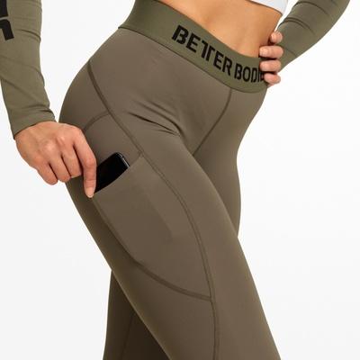 Product photo of Highbridge Leggings, Wash Green