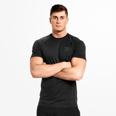 Product photo of Hamilton Raglan Tee, Black