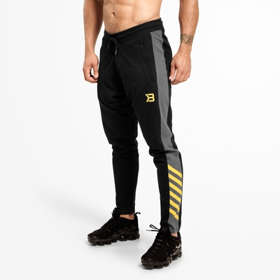 Product photo of Fulton Sweat Pants, Black/Yellow