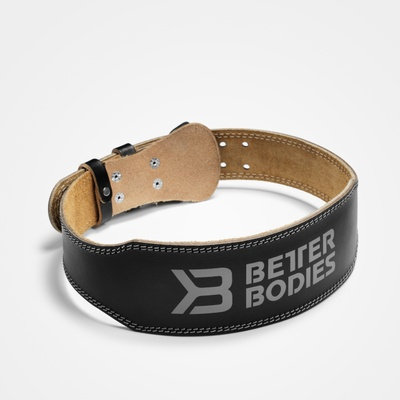 Product photo of Weight lifting belt, Black