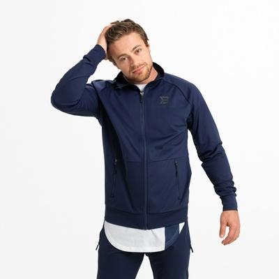 Product photo of Varick Zip Jacket, Dark Navy