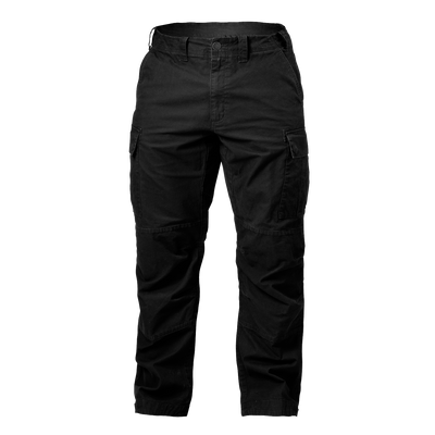 Product photo of Rough cargo pant, Wash black