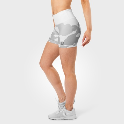 Product photo of Chelsea hotpants, White camo