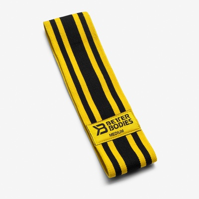 Product photo of Glute Force, Black/Yellow- Medium