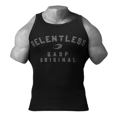 Product photo of Relentless tank, Black