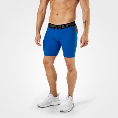Product photo of Compression Shorts, Strong Blue