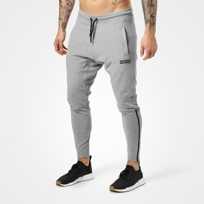 Product photo of Harlem Zip Pants, Greymelange