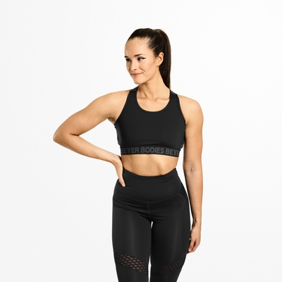 Product photo of Waverly Elastic Bra, Black