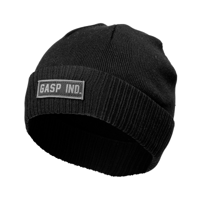 Product photo of Throwback beanie, Black