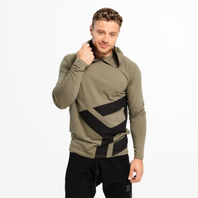 Product photo of Astor Longsleeve Hoodie, Washed Green