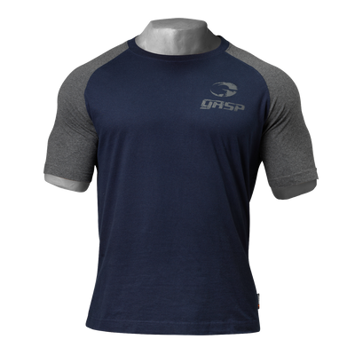 Product photo of Raglan tee, Dark navy